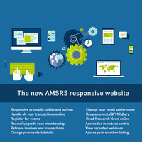 About the AMSRS website